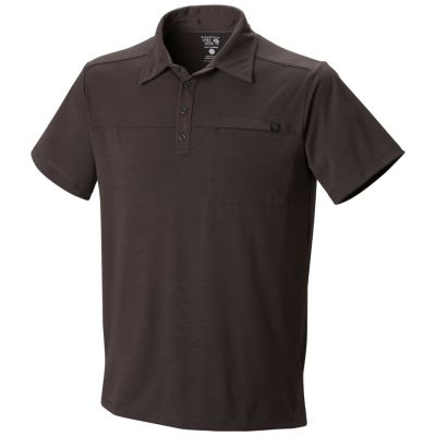 Mountain Hardwear DryTraveler Solid Short Sleeve Polo