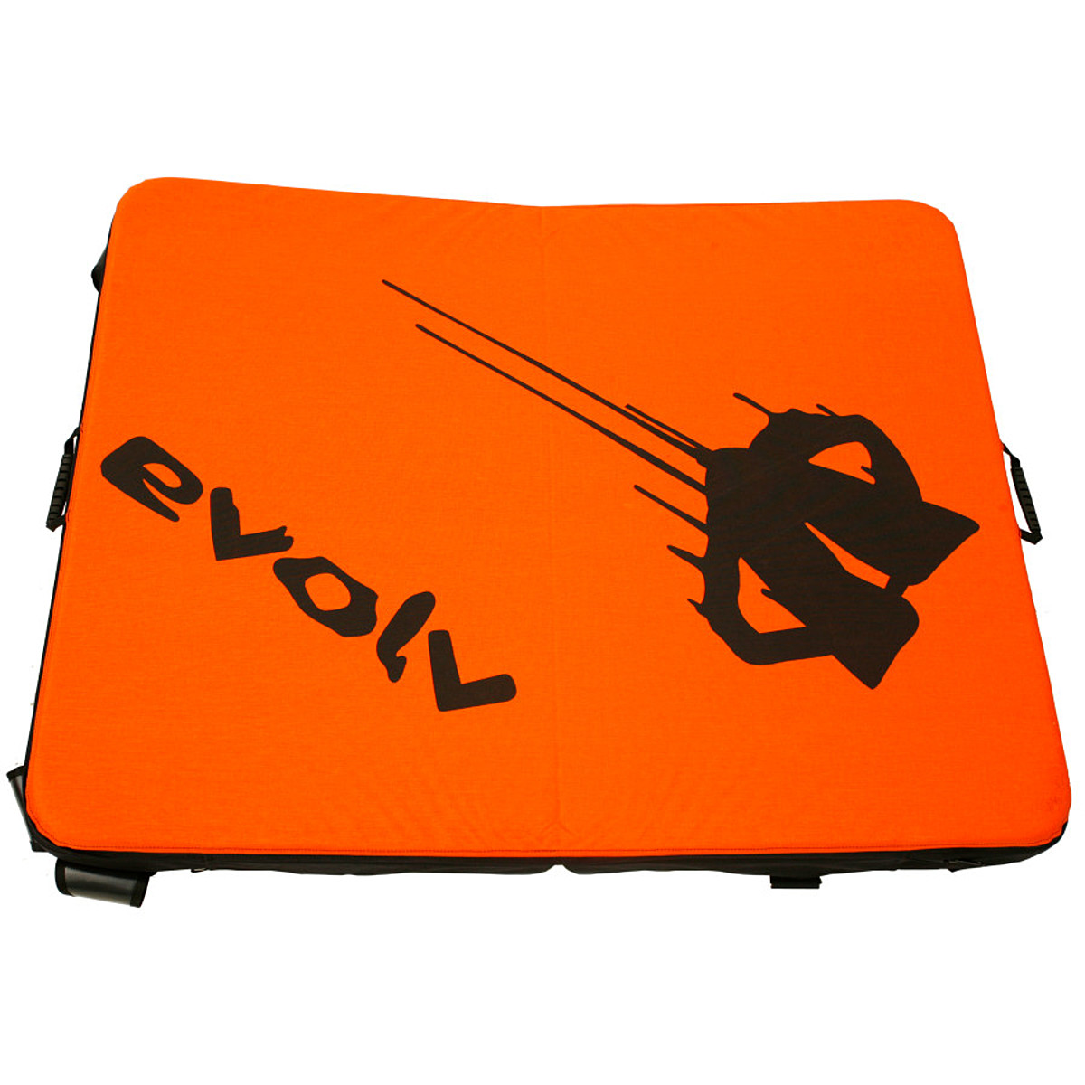 photo: evolv Iceman Crash Pad climbing accessory