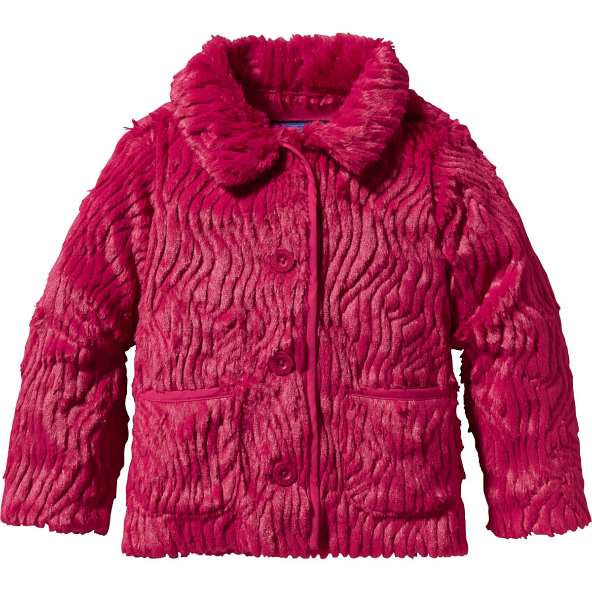 photo: Patagonia Snowy Pelage Jacket fleece jacket