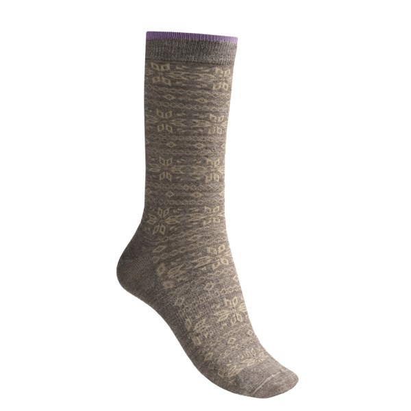 photo: Goodhew Greta Snowflake Socks hiking/backpacking sock