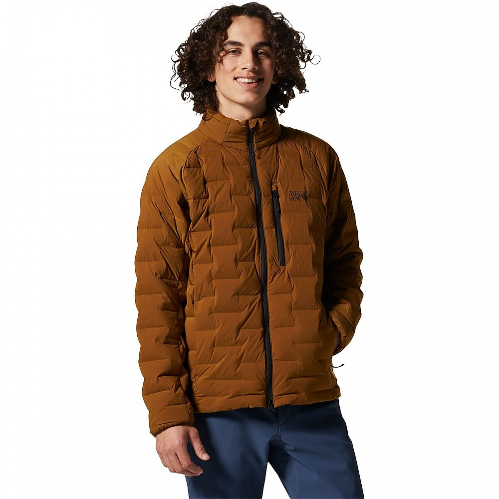 photo: Mountain Hardwear StretchDown Jacket down insulated jacket