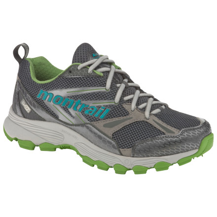 photo: Montrail Women's Badrock trail running shoe