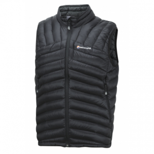 photo: Montane Featherlite Down Vest down insulated vest