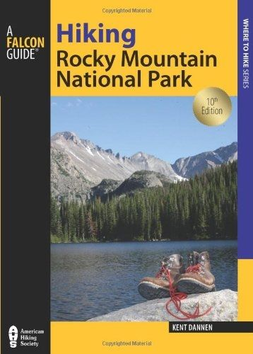 Falcon Guides Hiking Rocky Mountain National Park
