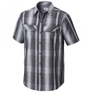 Columbia Silver Ridge Multi Plaid Short Sleeve Shirt
