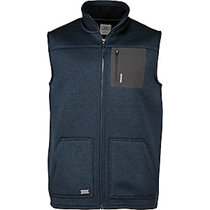 photo: Ascend Sweater Fleece Vest fleece vest