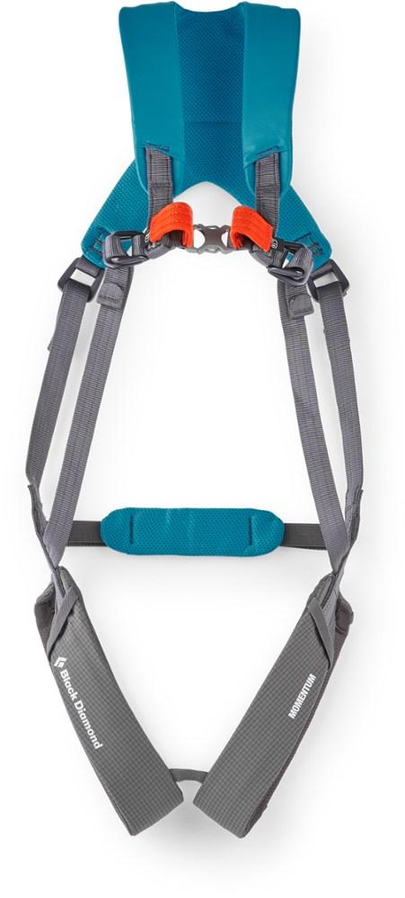 photo: Black Diamond Momentum Kid's Full Body Harness full-body harness