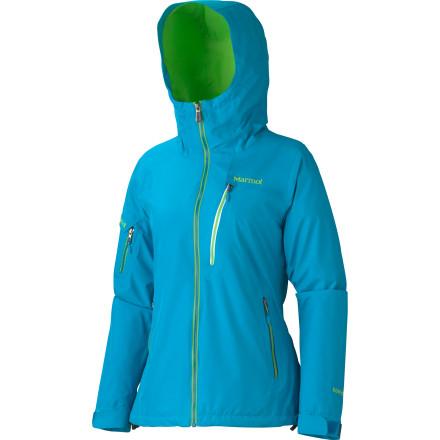photo: Marmot Women's Freerider Jacket snowsport jacket