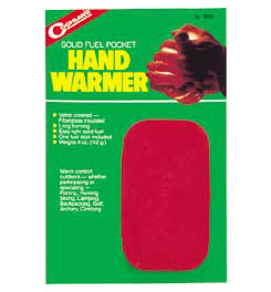 Coghlan's Solid Fuel Pocket Hand Warmer
