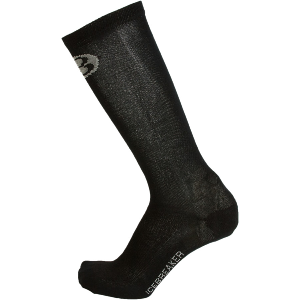 photo: Icebreaker Men's Ski Liner Over the Calf liner sock