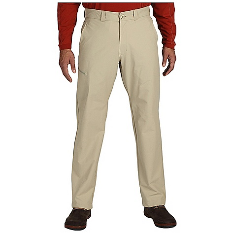photo: ExOfficio Trail Roam'r Pant hiking pant