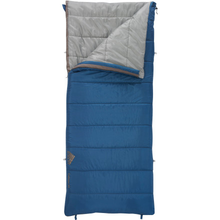 photo: Kelty Callisto 35 Double warm weather synthetic sleeping bag