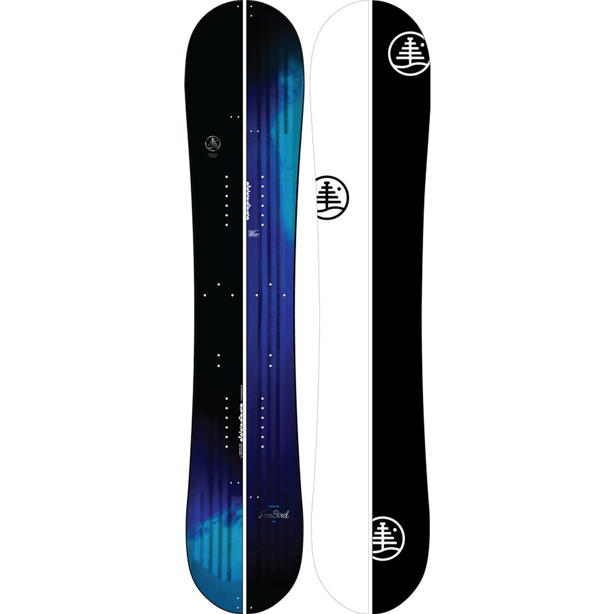photo: Burton Family Tree Freebird splitboard