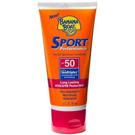 Banana Boat Sport Performance SPF 50 Lotion