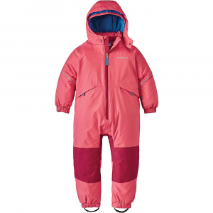 photo: Patagonia Baby Snow Pile One-Piece one-piece suit