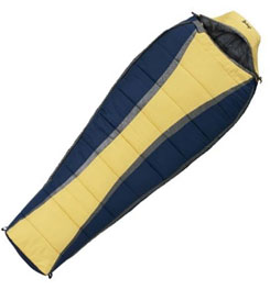 photo: Slumberjack -20°F Mummy cold weather synthetic sleeping bag