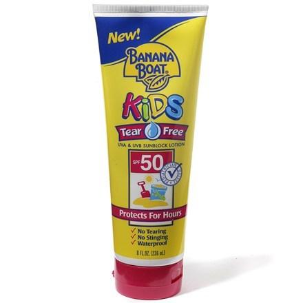 Banana Boat Tear Free SPF 50 Lotion