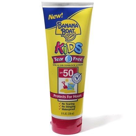 photo: Banana Boat Tear Free SPF 50 Lotion sunscreen