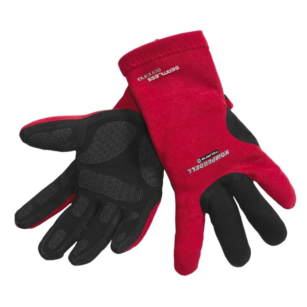 photo: Komperdell Touring Frottee Gloves waterproof glove/mitten