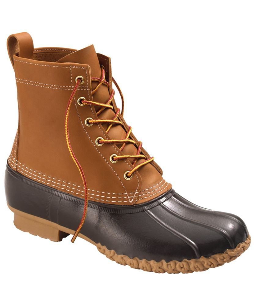 "L.L.Bean Bean Boots, 8"" Thinsulate"