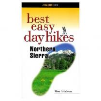 photo: Falcon Guides Best Easy Day Hikes - Northern Sierra us pacific states guidebook