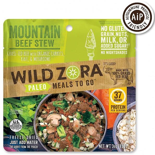 Wild Zora Mountain Beef Stew