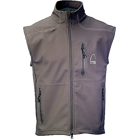 photo: Sierra Designs Men's Mica Vest soft shell vest