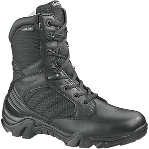 photo: Bates GX-8 Gore-Tex Side Zip backpacking boot
