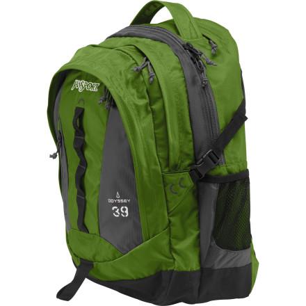photo: JanSport Odyssey overnight pack (2,000 - 2,999 cu in)