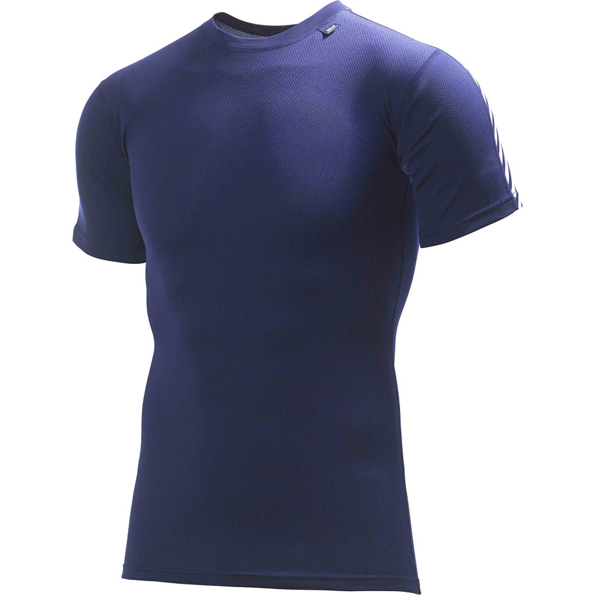 photo: Helly Hansen Stripe T short sleeve performance top
