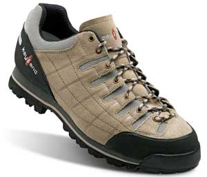 photo of a Kayland trail shoe