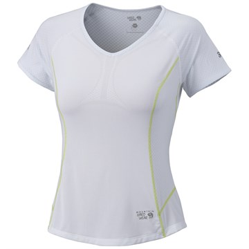 photo: Mountain Hardwear Women's Way2cool S/S T short sleeve performance top
