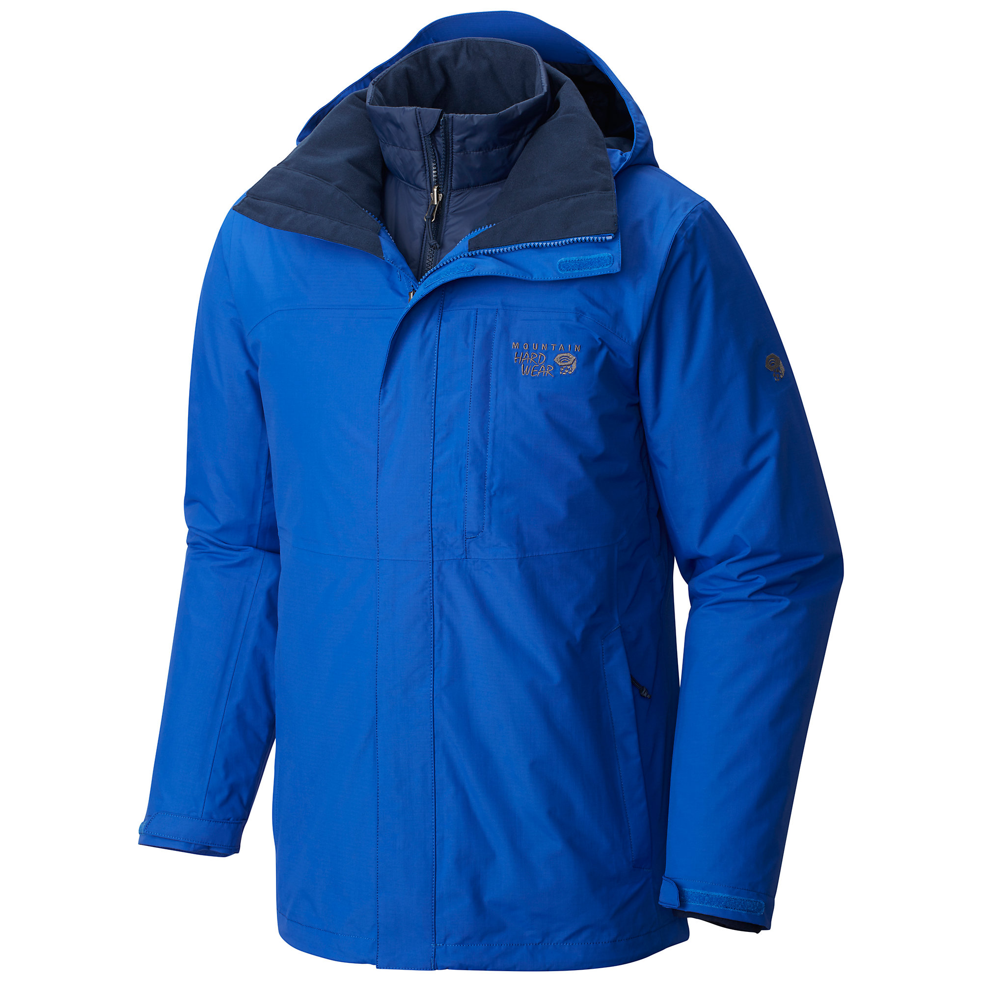 Mountain Hardwear Excursion Trifecta Jacket Reviews - Trailspace