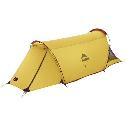 photo: MSR Skinny One three-season tent