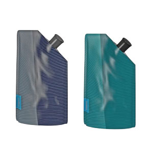 photo: Vapur Incognito Flexible Flask water storage container