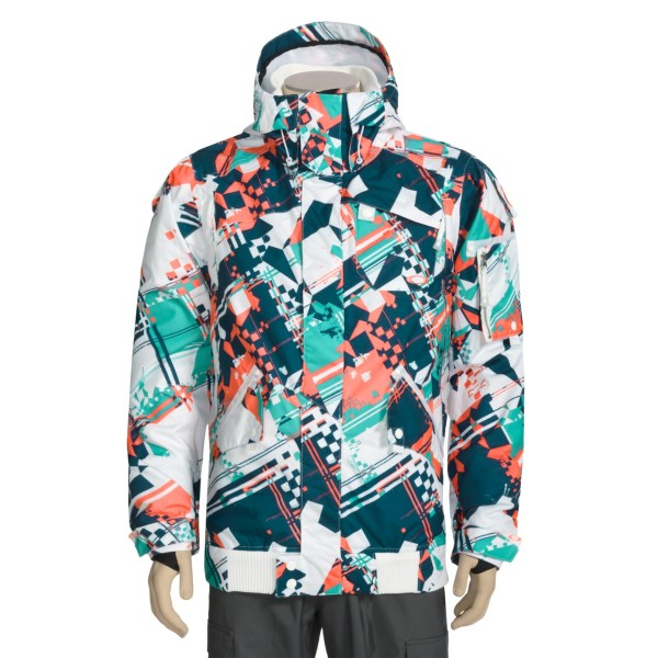 photo: Oakley Ampiler Ski Jacket snowsport jacket