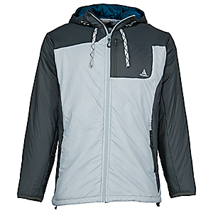 photo: Ascend Ripstop Insulated Jacket synthetic insulated jacket