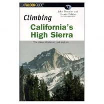Falcon Guides Climbing California's High Sierra