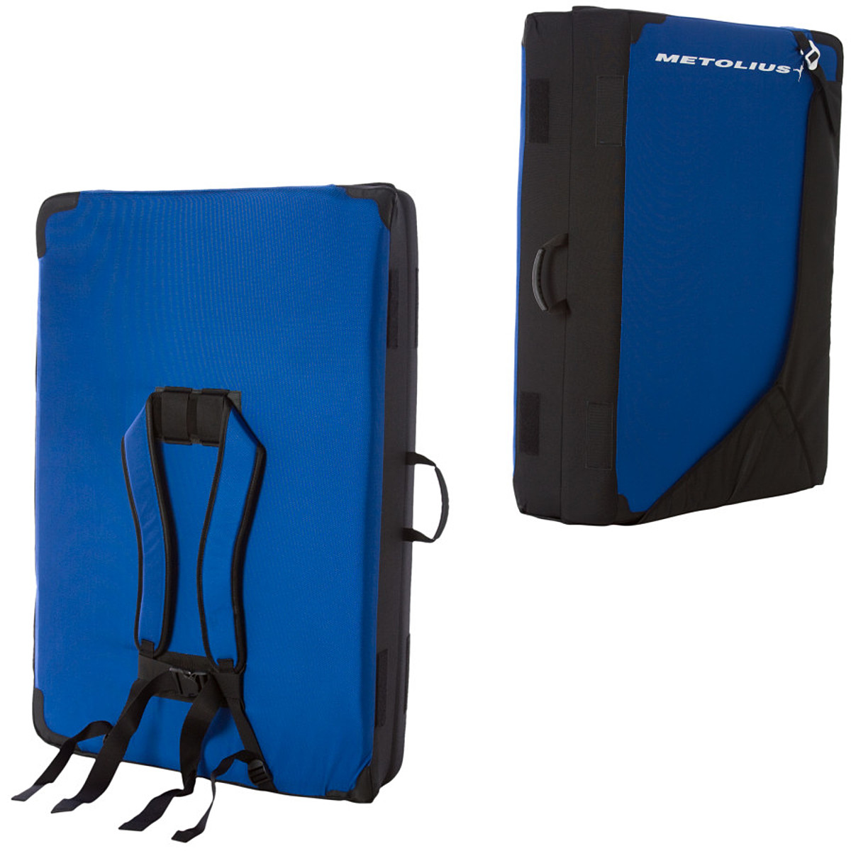 photo: Metolius Boss Hogg Crash Pad climbing accessory