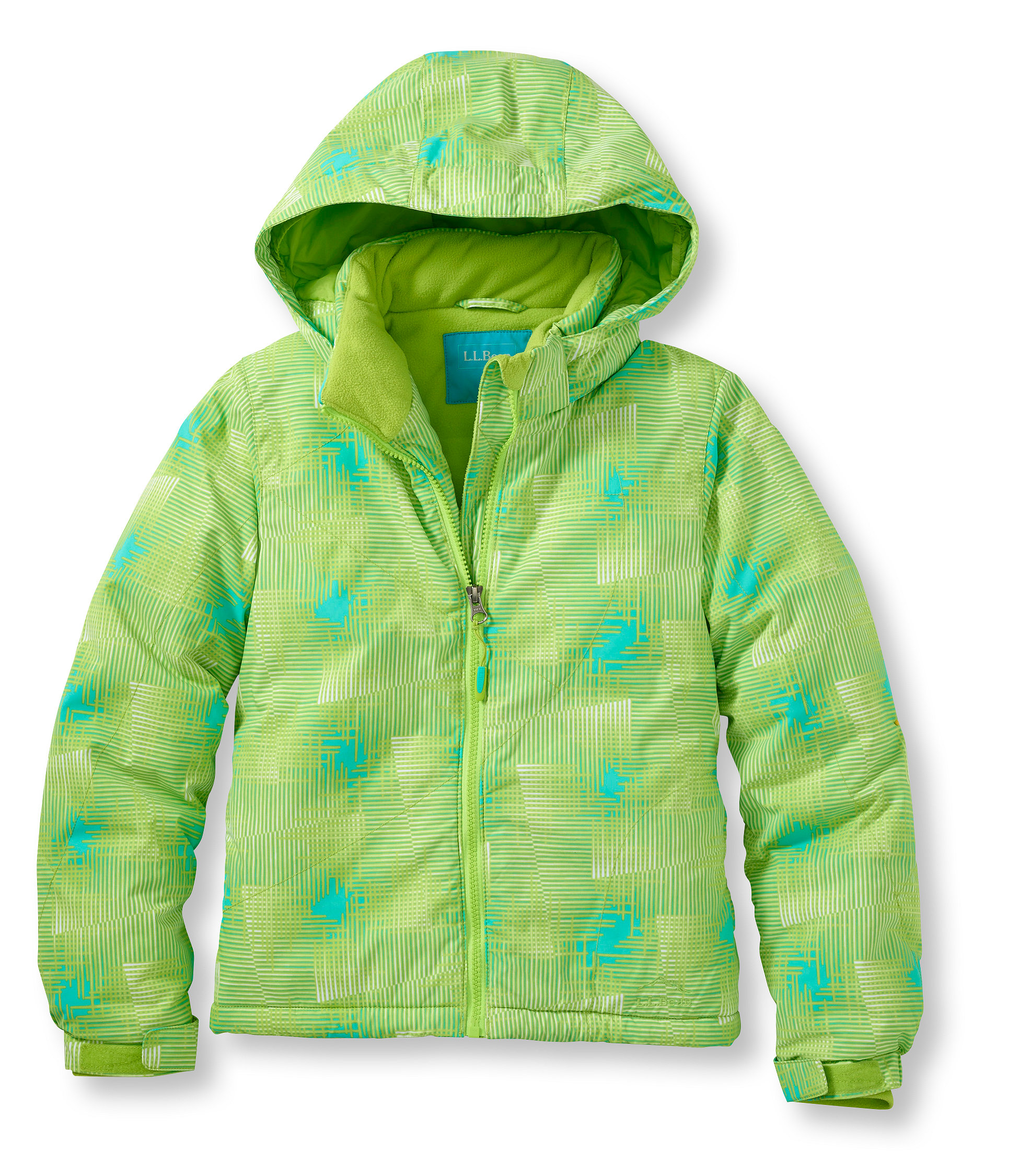 photo: L.L.Bean Snowscape Jacket synthetic insulated jacket