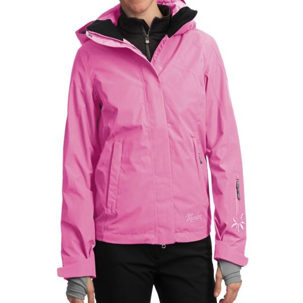 photo: Marker Aurora Jacket snowsport jacket