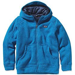 photo: Patagonia Boys' Insulated Better Sweater Hoody synthetic insulated jacket