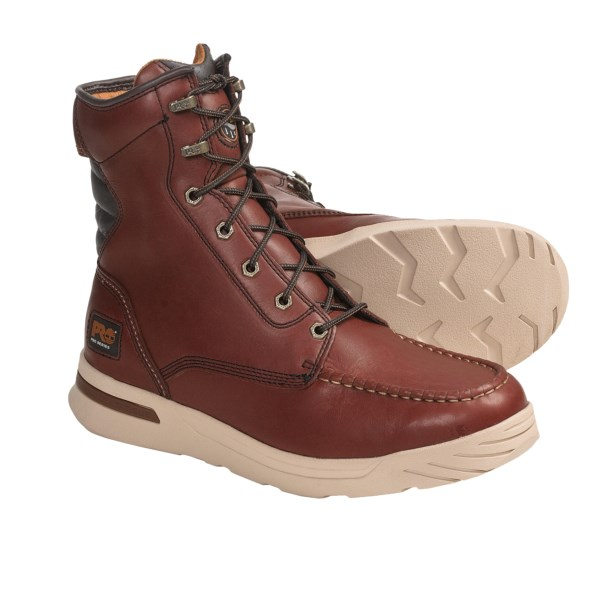 photo: Timberland Pro Endurance Wedge 8-Inch Soft Toe hiking boot