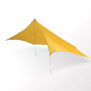 photo: Snow Peak Penta Air tarp/shelter