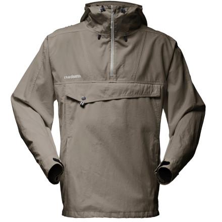 photo: Norrona Svalbard Cotton Anorak jacket