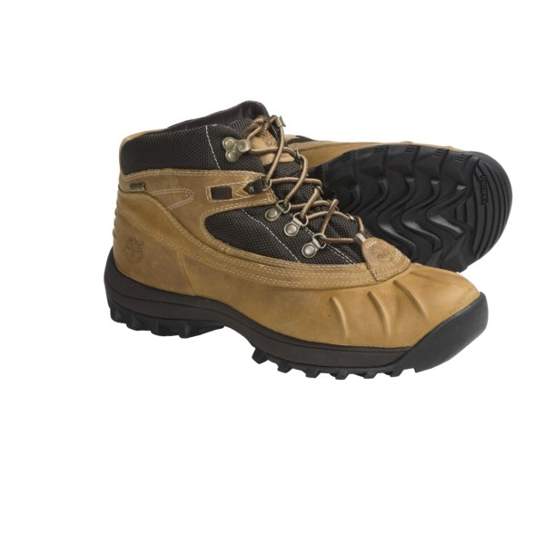photo: Timberland Canard Sport Gore-Tex hiking boot