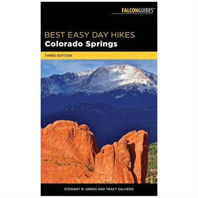 Falcon Guides Best Easy Day Hikes: Colorado Springs