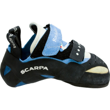 photo: Scarpa Rockette climbing shoe