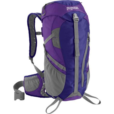 photo: JanSport Traverse daypack (under 2,000 cu in)