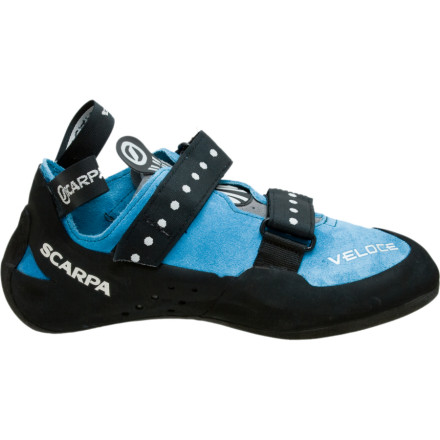 photo: Scarpa Women's Veloce climbing shoe